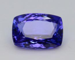 AAA Grade 1.10 ct Tanzanite eye catching Color~KJ