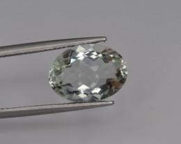 Natura Prasiolite 4.85 Cts Good Quality Gemstone