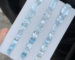 43.70 carats  Aquamarine Gemstone from pakistan