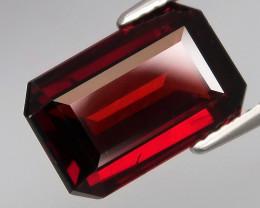 5.34 Ct. Best Color! Natural Imperial Spessartite Garnet Africa Perfect Sha