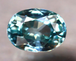 Blue Zircon 2.80Ct Natural Cambodian Blue Zircon D1108/B6