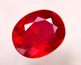 Ruby 3.70Ct Madagascar Blood Red Ruby D1113/A20