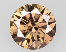 Diamond 0.25 Cts Sparkling Rare Fancy Pink Color Natural