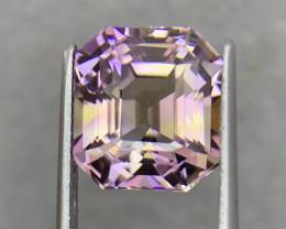 8.15 Cts  FALWLESS BOLIVIAN  AMETRINE Fancy cut   Gemstone