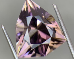 9.87 Cts  FALWLESS BOLIVIAN  AMETRINE Fancy cut   Gemstone