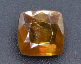 Rare AAA Astonishing Fire 2.00 ct Chrome Sphene from Himalayan Range Skardu