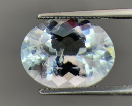 4.82 Carats Natural Aquamarine Gemstone