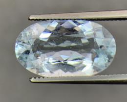 4.84 Carats Natural Aquamarine Gemstone