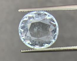 6.35 Carats Natural Aquamarine Gemstone