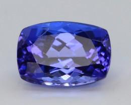AAA Grade 1.10 ct Tanzanite Eye Catching Color ~ KJ