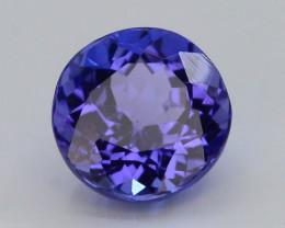 AAA Grade 0.85 ct Tanzanite Eye Catching Color ~ KJ