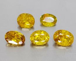 3.22Crt Mali Garnet Lot Natural Gemstones JI130