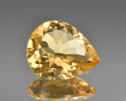 Natural Citrine 3.03 Cts Good Quality Gemstone