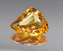 Natural Citrine 7.44 Cts Good Quality Gemstone