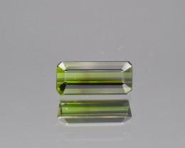 Natural Green Tourmaline 1.55 Cts Good Quality Gemstone