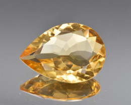 Natural Citrine 7.81 Cts Good Quality Gemstone
