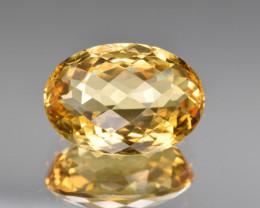 Natural Citrine 8.62 Cts Good Quality Gemstone