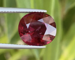 5.62 Cts Natural Rubelite good quality gemstone.