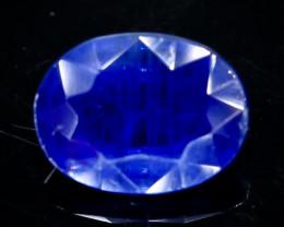 1.68 Crt Natural  Kyanite Faceted Gemstone.( AB 83 )