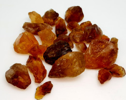 150CT MADEIRA CITRINE ROUGH PARCEL 09