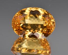 Natural Citrine 11.66 Cts Good Quality Gemstone