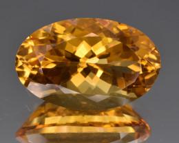 Natural Citrine 11.98 Cts Good Quality Gemstone