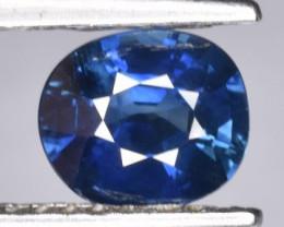 GIL ~ 0.96 CTS Unheated Ceylon Blue Sapphire