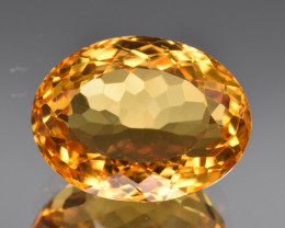 Natural Citrine 12.96 Cts Good Quality Gemstone