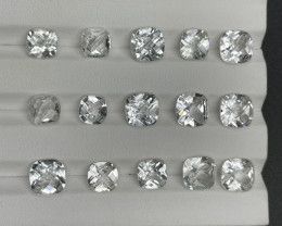 30.34 CT Topaz Gemstones parcel