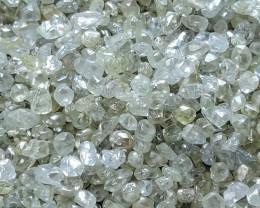 Natural  australian white colour diamond rough vvs ,0.10ctw size , 10ctw lo