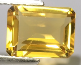 2.10~CTS GENUINE NATURAL ULTRA RARE COLLECTION ~GOLDEN YELLOW BERYL!!