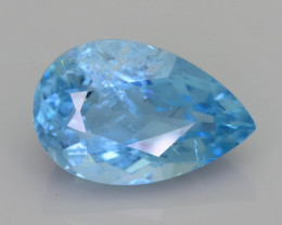 Aquamarine 5.65 ct Untreated SKU-7