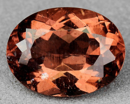 1.92 Cts REDDISH Apatite ~ Awesome Color and Luster ~RA2