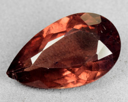 3.30 Cts REDDISH Apatite ~ Awesome Color and Luster ~RA3