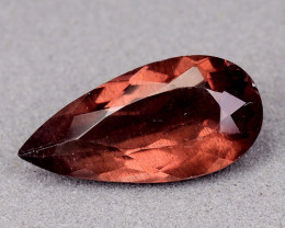 2.18 Cts Reddish Apatite ~ Awesome Color and Luster ~RA14