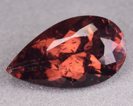 2.49 Cts Reddish Apatite ~ Awesome Color and Luster ~RA25