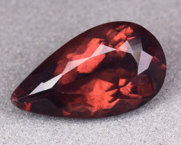 3.42 Cts Reddish Apatite ~ Awesome Color and Luster ~RA46