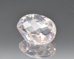 Natural Rose Quartz 6.94 Cts Good Quality Gemstone