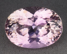 14.64 Ct Natural Kunzite Awesome Color & Cut Gemstone KZ17
