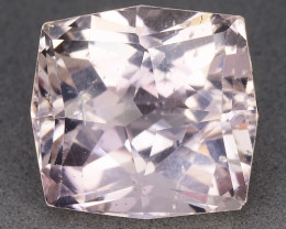 12.92 Ct Natural Kunzite Awesome Color & Cut Gemstone KZ23