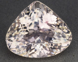 12.52 Ct Natural Kunzite Awesome Color & Cut Gemstone KZ29