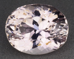 11.62 Ct Natural Kunzite Awesome Color & Cut Gemstone KZ35