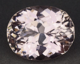 12.81 Ct Natural Kunzite Awesome Color & Cut Gemstone KZ38