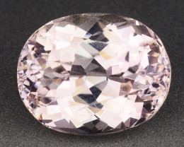 11.75 Ct Natural Kunzite Awesome Color & Cut Gemstone KZ41