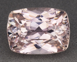 11.84 Ct Natural Kunzite Awesome Color & Cut Gemstone KZ42