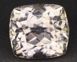 10.18 Ct Natural Kunzite Awesome Color & Cut Gemstone KZ44