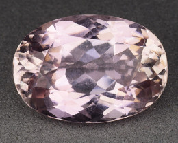 9.39 Ct Natural Kunzite Awesome Color & Cut Gemstone KZ45