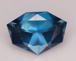 1.58Ct London Blue Natural Topaz