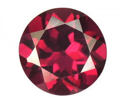 Rhodolite Garnet 1.60 Cts Unheated Natural Cherry Pinkish Red Gemstone