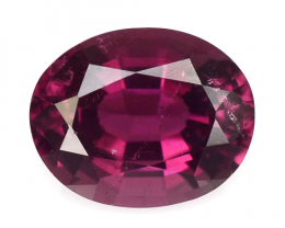*NoReserve*Purple Tourmaline 3.24 Cts Natural Fancy Gemstone